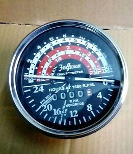 193966M91, 193967M91  Massey Ferguson Tachometer TO35, MF 35, MH50, F40, MF50
