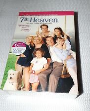 7th Heaven The Complete Second Season - NEW - SEALED - FULL SCREEN - 6 DVD's