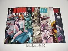 Hoax Hunters #1-5 Comic Lot Image 2012 Movie TV 2 3 4 Tim Seeley Steve Moreci