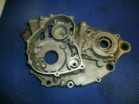 SUZUKI RMZ 450 LEFT CRANKCASE 2005 (NEEDS REPAIR) MAY FIT OTHER YEARS