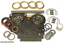 Ford Toploader 4 Speed Transmission Rebuild Kit, BK135WS-MASTER