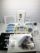 Empi Select Pain Management System TENS Device Kit - Unit, Leads, Instructions