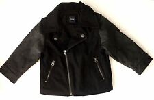 Boys' Faux Leather Basic Jackets 2-16 Years
