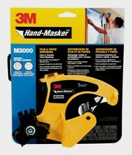 """3M Hand-Master 1.88"""" TAPE DISPENSER Easy-Grip Handle Variety Surfaces M3000 NEW"""