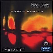 Lyriarte - Music for Violins - CD