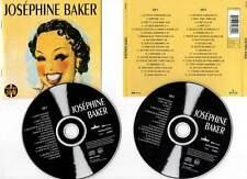 """JOSEPHINE BAKER """"Josephine Baker"""" (2 CD) 36 Titres 1997"""