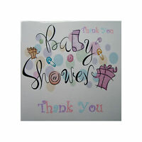 Baby Shower Thank You Cards multi pack, blank inside