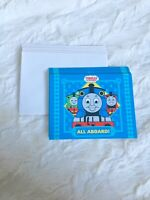 Set of 8 Thomas Tank Engine Birthday Party Invitations 8 count NEW Hallmark Card