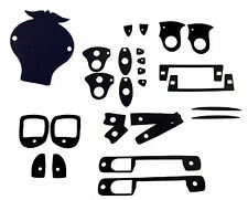 Classic Car Indicator Lamp, Door Handle or Badge Gaskets Reproduced to Order
