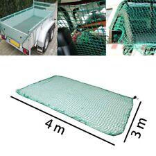 Cargo Net Strong Heavy Duty Netting Scramble for Car Trailer Skip Truck Van 3//4M