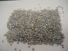 200 swarovski rhinestones,17pp to 20ss crystal AB #1100