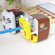 School Supplies Pencil Machine Pencil Sharpener Hand Crank Cutting Tools