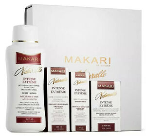 Makari Naturalle Intense Extreme Gift Set – Lightening, Toning & Moisturizing