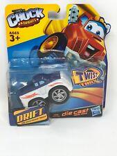 Tonka Chuck & Friends Drift the Race Pickup Truck Twist Trax