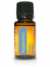 doTERRA Peppermint Mentha Piperita 15mL Essenal Oil Diffusion Energizing