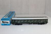 me5514, Märklin 4037 Schnellzugwagen 2. Kl. DB BOX AC Blech