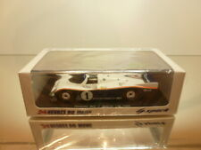SPARK 43LM86 PORSCHE 962 C #1 WINNER LM 1986 - WHITE 1:43 -MINT IN UNOPENED BOX