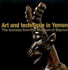 Ancient Islamic Art Book – Bronzes from Baynun Museum Yemen