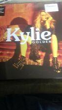 kylie minogue golden clear vinyl hmv exclusive