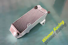 For Honda CRF250R 2010-2013 Aluminum Radiator No Cap Left Side
