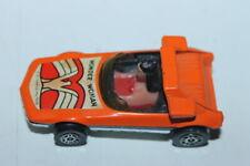 Orig Corgi #33  Wonder Woman Diecast Car 1979 Mettoy Made UK N2