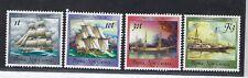 1988 PAPUA NEWGUINEA 580-83 ex 663-76 SAILING SHIPS SEE SCAN