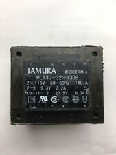 Tamura PLT30-32-130B Microtran Transformer New Open Stock Inventory