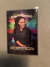 2018 UPPER DECK GOODWIN Champions 3D Lenticular CARD SERENA WILLIAMS TENNIS