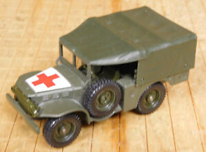 Solido WWII US Dodge 4x4 3/4 Ton Weapons Carrier Estate Find