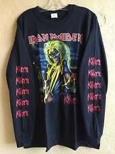 Iron maiden Long sleeve XL shirt Dio Judas priest Helloween Heavy metal Saxon