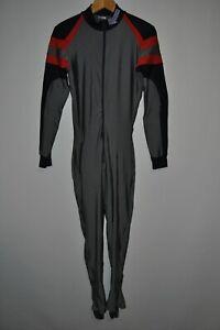 Vintage Norheim Cross Country Racing Ski Suit HR1