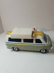 Vintage Ford BELL SYSTEM TELEPHONE Service Van Coin Bank, Western Staging Corp.
