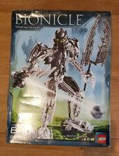 LEGO BIONICLE #8699 WARRIOR TAKANUVA NEW IN DAMAGED BOX