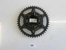 600 HONDA XLR 250 1991 91 SPROCKET CARRIER USED
