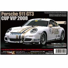 Tamiya # 300047429 1-10 RC Porsche 911 GT3 Cup08 TT-01E Bausatz