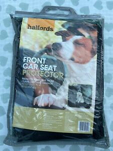Halford Front Car Seat Dog Protector