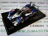 auto 1/43 IXO 24 Stunden MANS PEUGEOT 908 LMP1 #8 2011 LMM211 sarrazin
