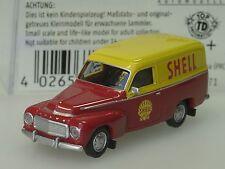 Brekina Volvo Duett Kasten SHELL - 29371 - 1:87