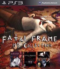 Fatal Frame CoIlection ( NO DISCO) - PS3