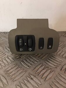 Renault Scenic Headlight Level Dim Dimmer Traction Control Switch