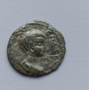 ANCIENT ROMAN SILVER DENARIUS EMPEROR GETA /209-211 AD/