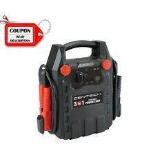 (1) HARBOR FREIGHT Coupon 3-in-1 Portable Power Pack with Jump Starter
