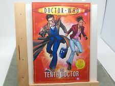 Doctor Who Magazine the Tenth Doctor Collected Comics Panini GM1556