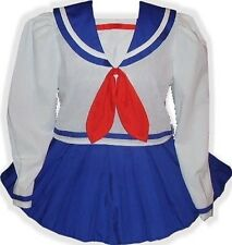 """Melody"" Custom Fit Cute SAILORETTE Adult Little Girl Baby Sissy Dress LEANNE"