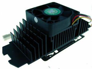 EverCool Intel II Slot 1 PS-DF CPU Cooling Fan Cooler P3/SECC