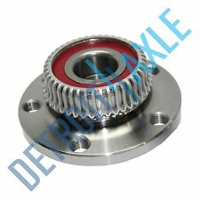 New REAR Wheel Hub and Bearing Assembly for Volkswagen Beetle Golf Jetta w/ ABS