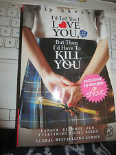 sally carte i'd tell you i love you but then i'd have to kill you fiction book