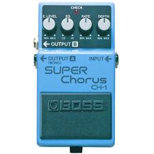 Boss CH-1 Super Chorus Pedal Effektgerät