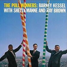 "Shelly Manne Barney Kessel Ray Brown - The Poll Winners (NEW 12"" VINYL LP)"