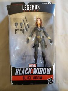 Marvel Legends Series Black Widow From Black Widow Movie